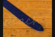 Leathergraft The Comfy Guitar Strap - Blue Suede