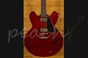 Gibson Memphis 2018 ES-335 Dot Wine Red
