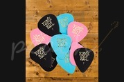 Ernie Ball Assorted Colour Picks x 12