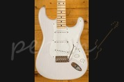 Fender American Original '50s Strat - Maple Board, White Blonde