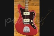Fender 60th Anniversary Classic Jazzmaster Pau Ferro Fiesta Red