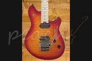 EVH Wolfgang Standard - Maple Fingerboard - Quilt Maple Top - Cherry burst