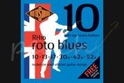 Rotosound Roto Blue Hybrid 10-52