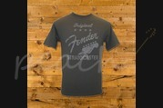 Fender Original Strat T-Shirt Charcoal M