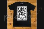 Fender High Voltage T-Shirt Black L