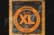 D'addario Chromes 10-48 ECG23