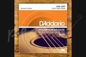 D'addario - 10-47 Phosphor Bronze Extra Light 3-pack