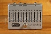MXR Ten Band EQ Silver
