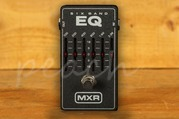 MXR Six Band EQ Silver