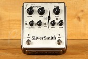Egnater Silversmith Distortion and Boost Effects Pedal