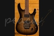 Ibanez 2018 S520 - Transparent Black Sunburst