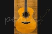 Yamaha LJ16 BC Billy Corgan Signature Model Natural With Hard Gigbag