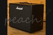 Marshall Code 50 Combo with Footswitch Used