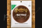 Martin Retro Monel 10-47 Extra Light