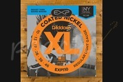 D'addario - EXP110 Coated Nickel Wound Light 10-46