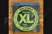 D'addario - EPS165 ProSteels Bass Custom Light 45-105 Long Scale