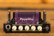 Hotone Nano Series Purple Wind 5w Mini Guitar Amplifier Head Used