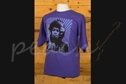 Fender Hendrix Kiss The Sky T-Shirt Purple