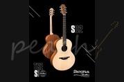 Sheeran by Lowden S-02