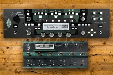 Kemper Profiler Power Rack & Profiler Remote