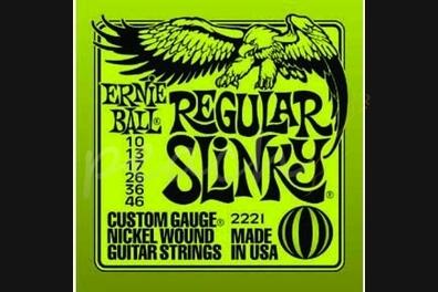 Ernie Ball Regular Slinky 10's