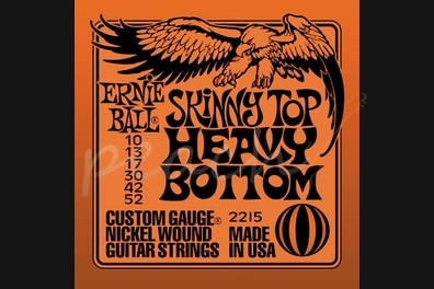 Ernie Ball Skinny Top Heavy Bottoms 10-52