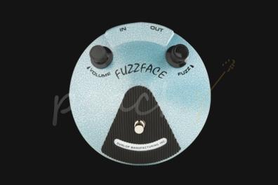 Jim Dunlop Jimi Hendrix Fuzz Face JHF1