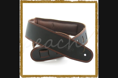 DSL GEG25-15-2 Genuine Leather 2.5 inch Black/Brown