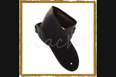 DSL GEG35-15-2 Genuine Leather 3.5 inch Black/Brown