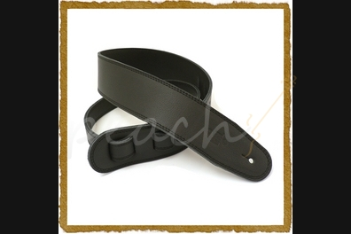 "DSL SGE25-15-1 Leather 2.5"" Black stitching"