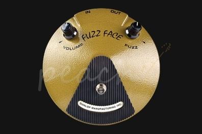 Jim Dunlop Eric Johnson Signature Fuzz Face JD-EJF1