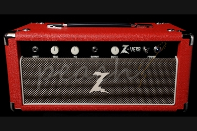 DR Z Z-Verb Valve Driven Reverb Unit