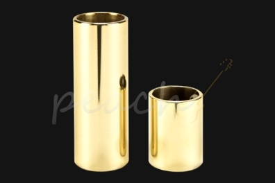 Jim Dunlop 222 Brass Slide Medium - Medium thickness