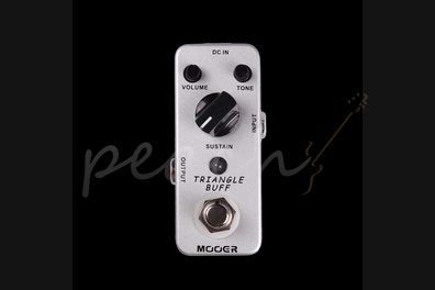 Mooer Triangle Buff Compact Fuzz Pedal