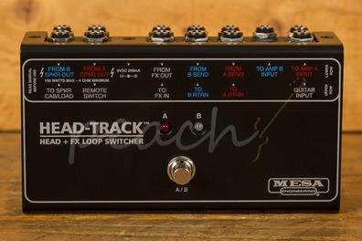 Mesa Boogie Head-Track Amp & FX Switcher