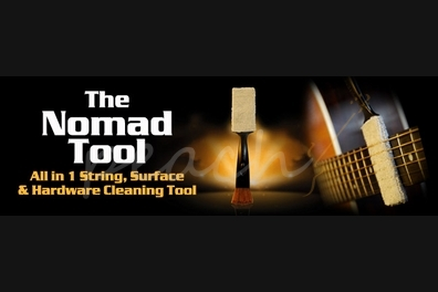 Music Nomad 'The Nomad Tool'. String, Surface and hardware cleaner