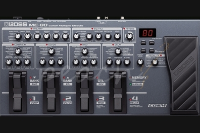 Boss ME-80 Multi Effects