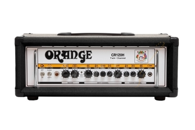 Orange Crush Pro 120 Watt Amplifier Head with Digital Effects Black