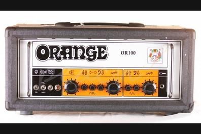 Orange OR100H Head Black