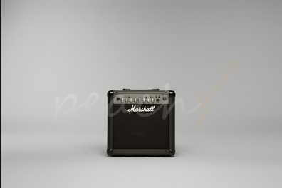 Marshall MG15CFX 15W Combo with FX. Carbon Fibre Finish