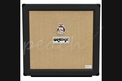 Orange Crush Pro 4x12 Speaker Cabinet Black