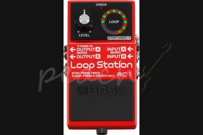 Boss RC-1 Compact Loop Station Looper Pedal