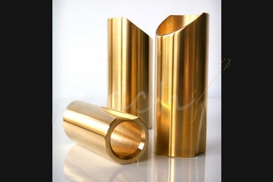 Rockslide Brass Guitar Slide