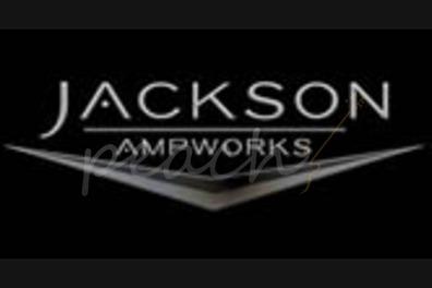 Jackson Ampworks Scarlett 30 Head Black