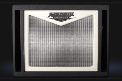 Jackson Ampworks Closed Back Dual Ported 1x12 Creamback