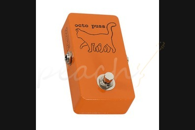 Bigfoot Engineering Octo Puss Octave Pedal