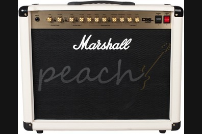 Marshall DSL40CC Custom Cream Finish
