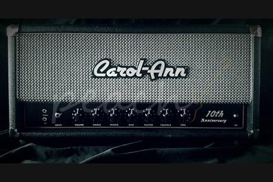 Carol Ann 10th Anniversary Amplifier Head Used