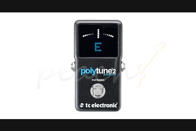 TC Electronic PolyTune 2 BlackLight