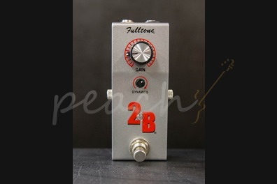 Fulltone 2B miniature - Clean Boost with Germanium limiter